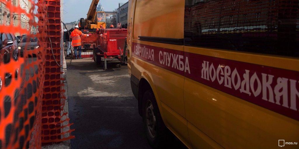 В доме на Алтуфьевском отремонтировали инженерные системы